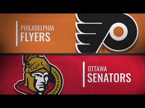 Philadelphia Flyers vs Ottawa Senators Game Recap (10/10/18)