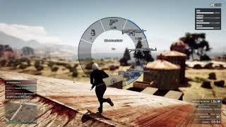 PROJECT* GTA V Conflicto en la granja partida a muerte
