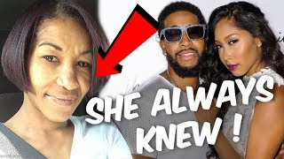 OMARION'S MOM TRIED TO TELL US! APRYL JONES NO LONGER THIRSTY SHE'S HUNGRY