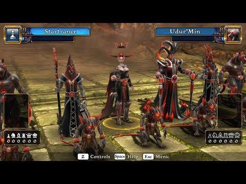 ♚ ♛ ♜ ♝ ♞ ♟ Battle chess: Very nice effect