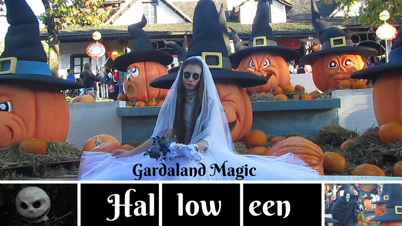Halloween A Gardaland.Gardaland Magic Halloween