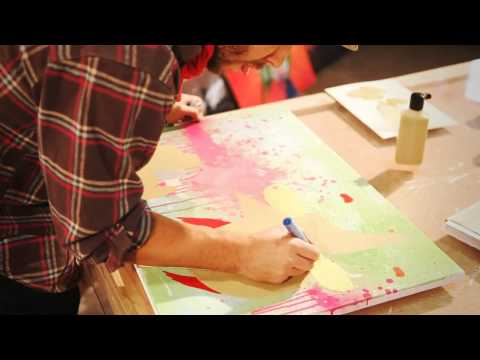 Montana Acrylic Markers feat. Ikaroz - part 2