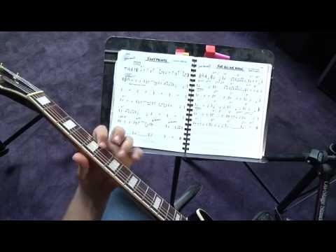 EZ JAZZ GUITAR - Footprints by Wayne Shorter