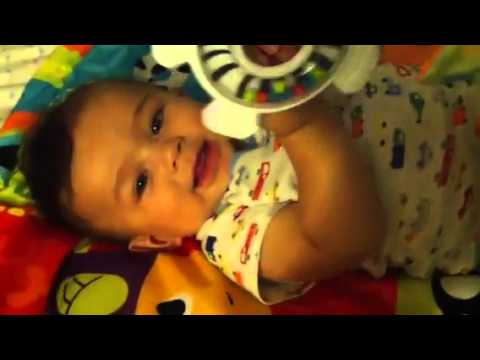Cutest Native American Baby With Gray Eyes Youtube