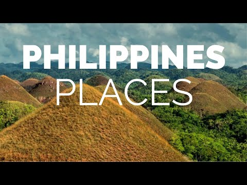10 Best Places to Visit in the Philippines - Travel Video