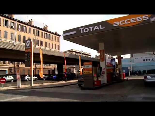 500ème station-service Total Access