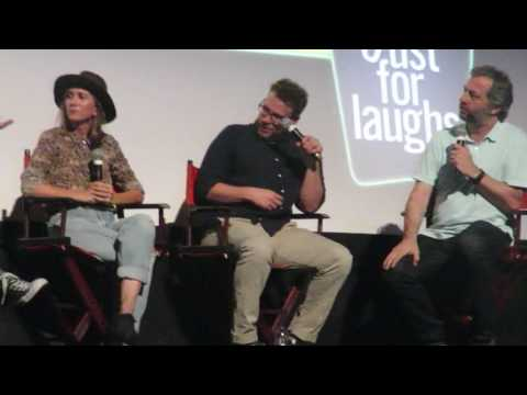 Sausage Party Q&A Just For Laughs Festival Montreal July 30th 2016
