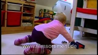 Bildungsfilm: DAS ERSTE LEBENSJAHR KÖRPERLICHE UND SEELISCHE ENTWICKLUNG (DVD / Vorschau)