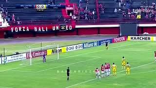 Bali united ( 3 ) vs ( 1 ) FLC Thanh hoa # AFC CUP 2018