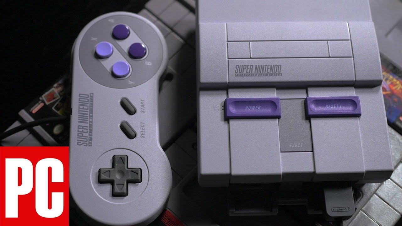 Nintendo Super NES Classic Edition Review