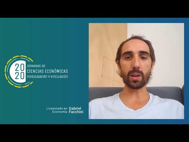 Egresados FCE - Gabriel Facchini