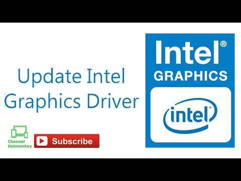 How To Update Intel Graphics Driver | Error: Operating System Not Supported