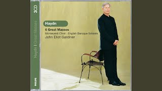 Haydn: Mass in B Flat Major,