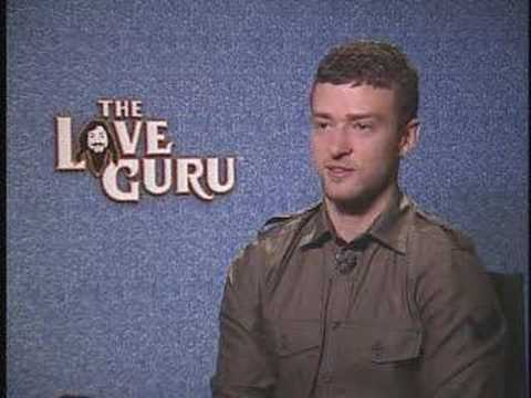 Love Guru - Justin Timberlake Interview