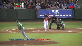 Resumen Estrellas Orientales vs Toros del Este   6 ENE 2019   Round Robin Lidom