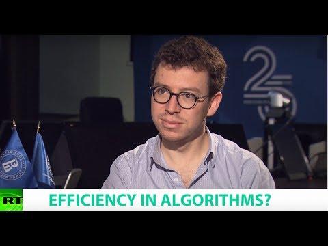 EFFICIENCY IN ALGORITHMS? Ft. Luis von Ahn, Founder & CEO of reCAPTCHA & Duolingo