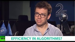 EFFICIENCY IN ALGORITHMS? Ft. Luis von Ahn, Founder & CEO of reCAPTCHA & Duolingo