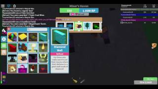 Roblox Miners Haven | FIRST LIFE SETUP QD-QN (NO SCHRODINGER) OP!!!!
