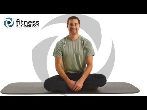10 Minute Abs Workout – Pilates Abs Burner