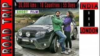 Road Trip Bangalore to London Short Film