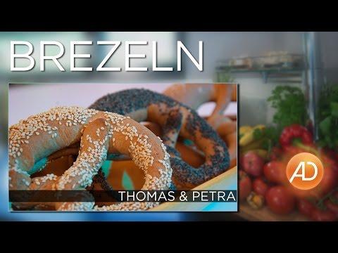 Brezeln - AD Kochstudio - vegan und lecker | Thomas Roth