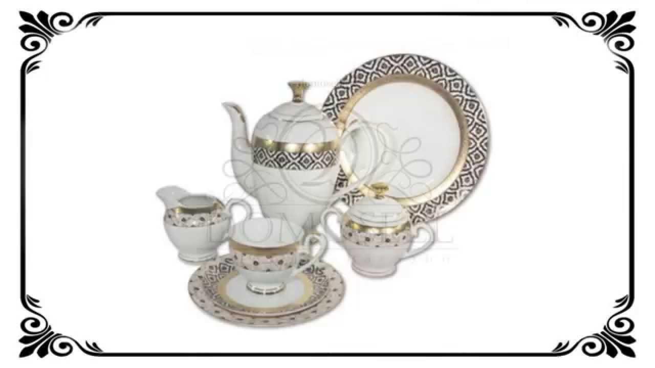 Гипермаркет посуды posudamart предлагает купить сервизы чайные и кофейные из материала фарфор на 2, 12 персон. В ассортименте подарочный кофейный сервиз гдр, япония, у нас всегда выгодная цена и оперативная доставка по москве и россии.
