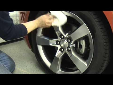 Auto Trim DESIGN Wheel Decal Kit Installation Tips - How-To
