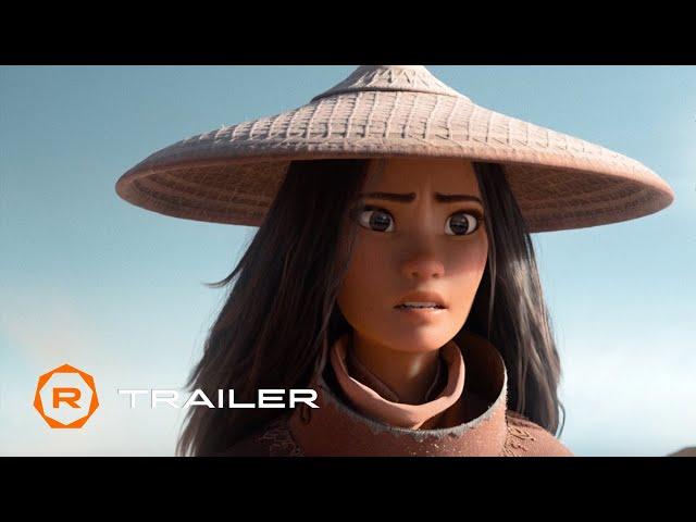 Raya and the Last Dragon Official Trailer (2021) - Regal Theatres HD