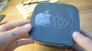 Обзор приставки Apple TV 4K ИЗ КАРТОНА