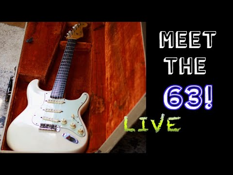 Meet The New Old Strat (Live at Midnight Eastern)