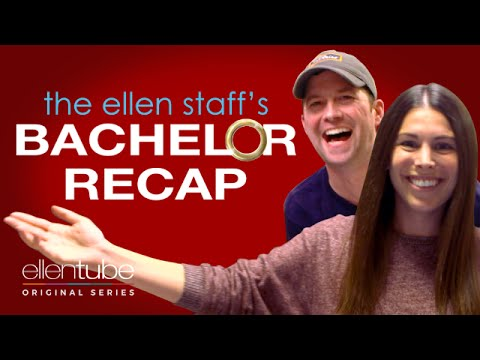 The Ellen Staff's 'Bachelor' Recap: Season 21, Episode 4