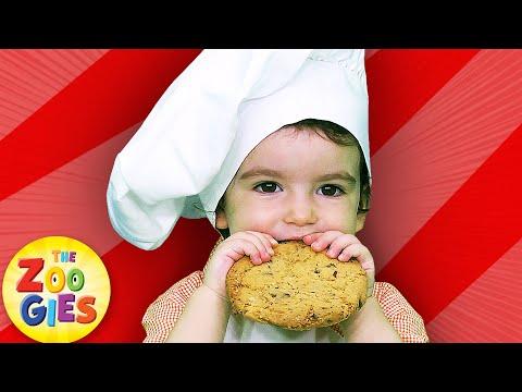 Who Stole the Cookies from the Cookie Jar? 🍪🍪🍪Kids Singing Nursery Rhymes & Baby Songs 🍪🍪🍪