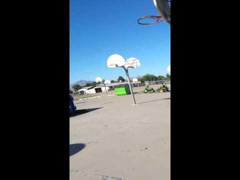 Laveen Elementary School  basketball memories