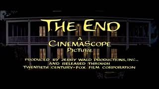 Jerry Wald Productions/20th Century Fox Film Corporation/20th …
