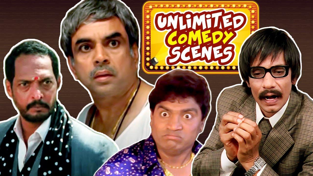 Non Stop Hindi Comedy Scenes  Dhol  Phir Hera Pheri  Welcome  Awara Paagal Deewana  Welcome