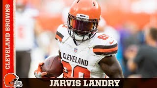 Jarvis Landry 'Tell Them to Stop Doubting Us' | Cleveland Browns