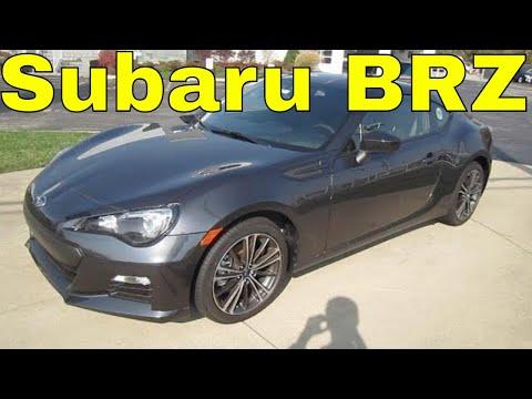 2013 Subaru Brz Review Engine Start Up Youtube