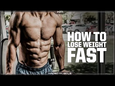 How to Lose Weight Fast   Kris Gethin