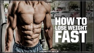 How to Lose Weight Fast | Kris Gethin
