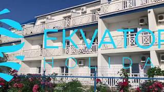 EKVATOR-HOLIDAY - предварительное видео (тест)