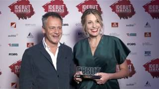 Katy Rudd - Best Director at The Stage Debut Awards 2018