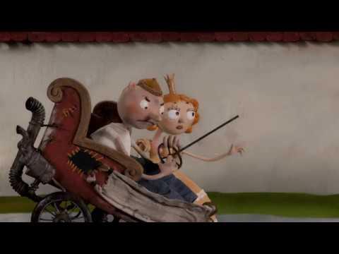 Pojar dětem (pásmo animovaných filmů) - oficiální HD trailer