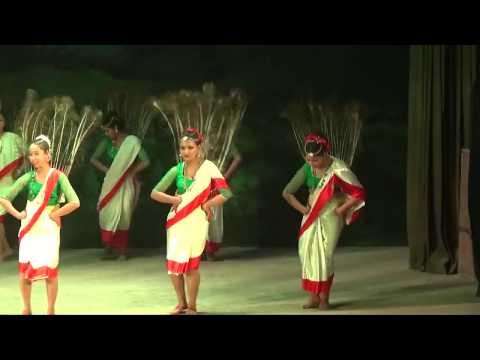 Jhangad Dance Performed By Class 8 students | Rosebud School Annual Cultural Show 2075
