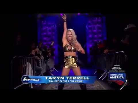 16.01. Beautiful People vs  Brooke & Taryn Terrell FULL MATCH