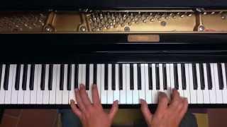 Tutorial piano y voz La Cumparsita (Carlos Gardel)