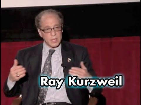 Ray Kurzweil: Reverse-Engineering The Human Brain