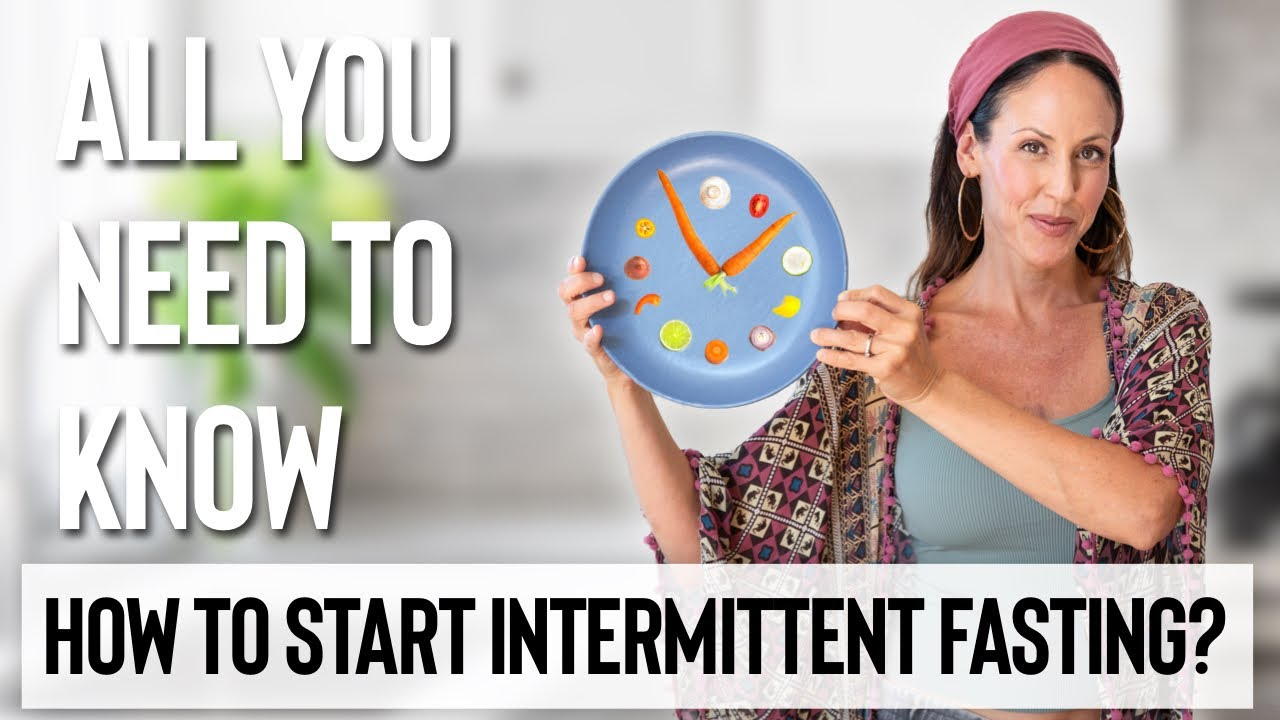 HOW TO DO INTERMITTENT FASTING 16:8 FOR WEIGHT LOSS