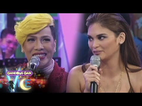 GGV: Pia thanks Vice Ganda for casting her in Gandarrapido: The Revenger Squad