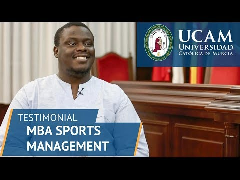 MBA Sports Management | UCAM University (Spain)