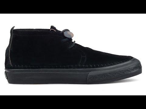 b255cc1a18 Shoe Review  Vans Vault x Taka Hayashi Chukka Nomad LX (Black) - YouTube